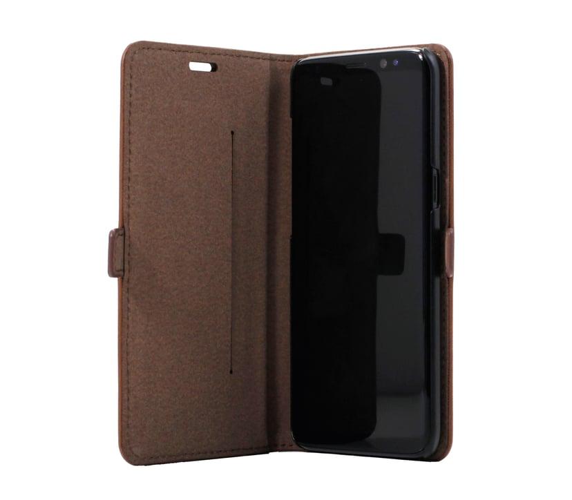 Cirafon Cirafon Pu Leather Wallet Samsung Galaxy S8 Bruin