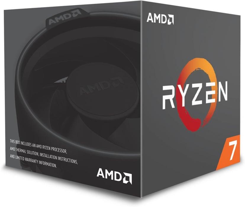 AMD Ryzen 7 2700 3.2GHz Socket AM4 Processor