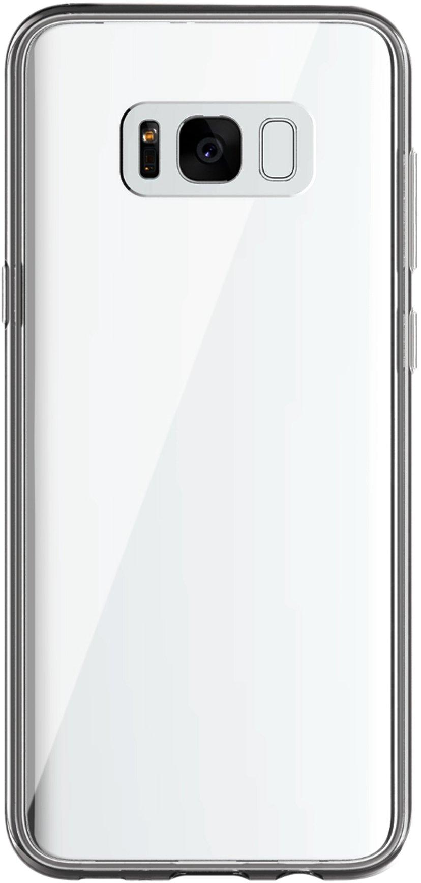 Cirafon Ultra-Slim Scratch-Resistant Clear Case Samsung Galaxy S8 Genomskinlig; Transparent
