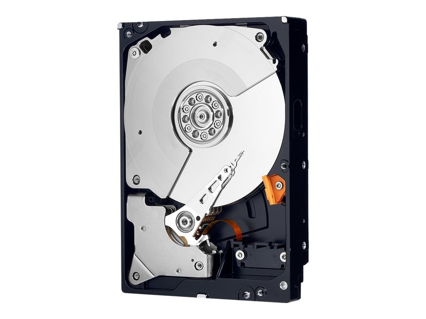 "WD Black 4TB 3.5"" Serial ATA-600"