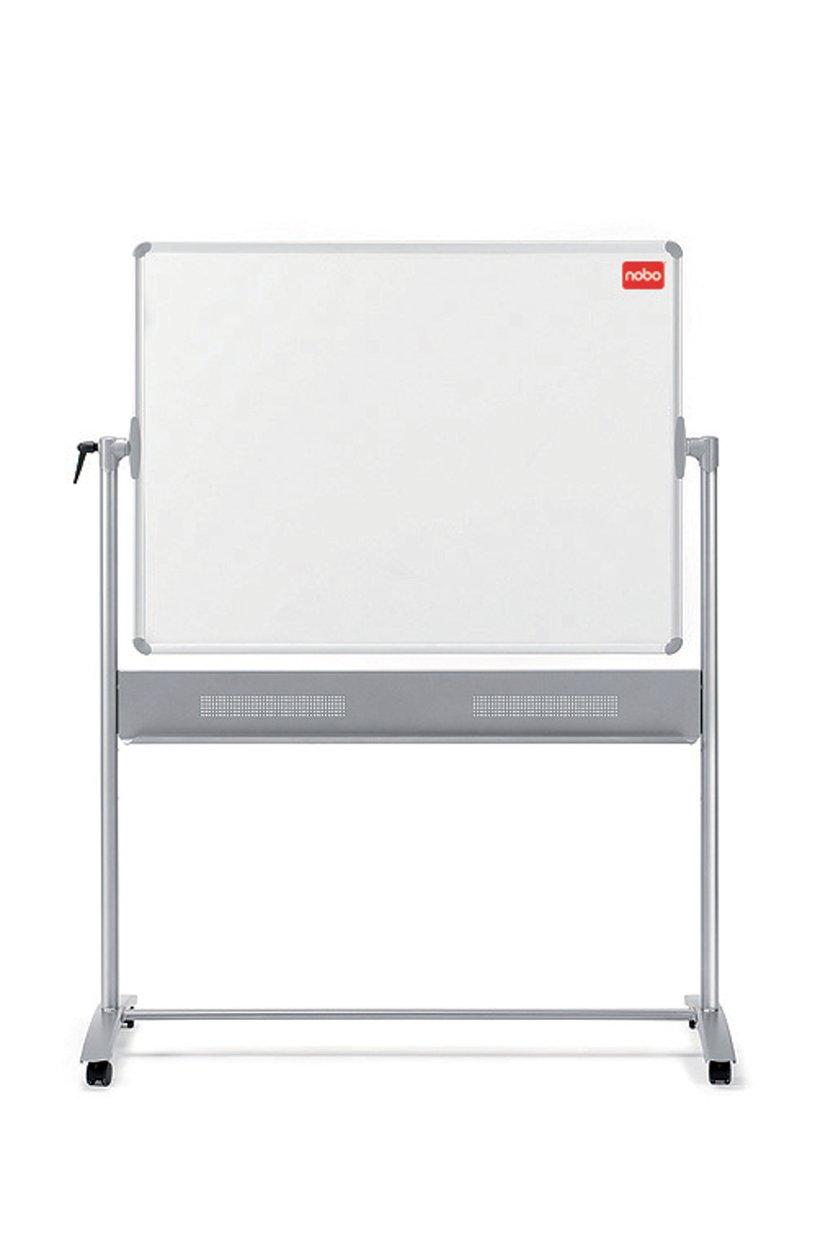 Nobo Whiteboard Mobile 150x120cm Enamelled