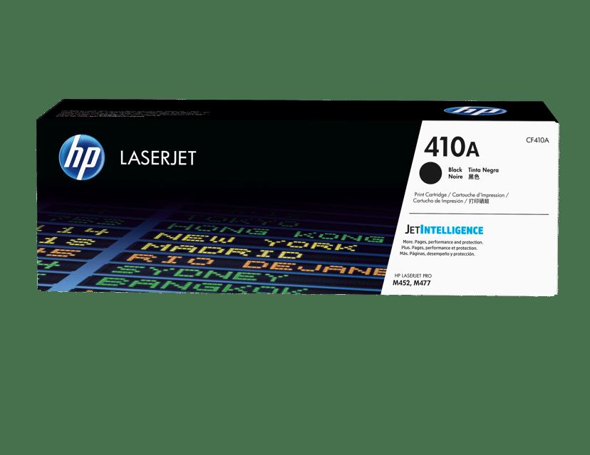 HP Toner Svart 410A 2.3K - CF410A