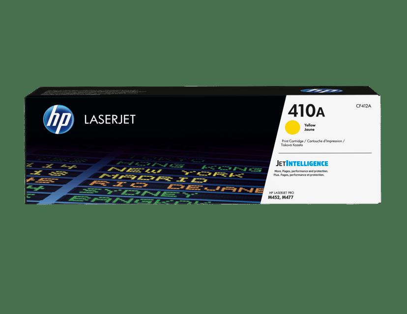 HP Toner Geel 410A 2.3K - CF412A