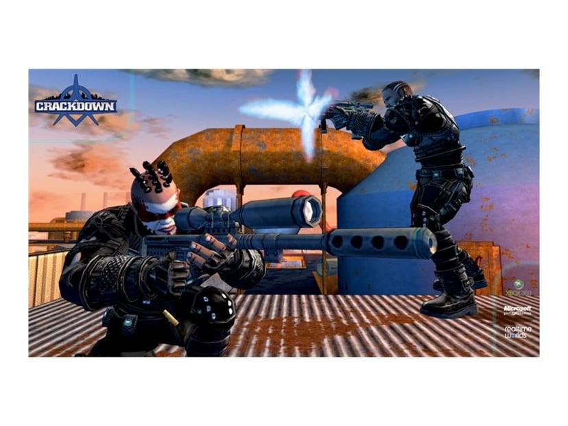 Microsoft Crackdown 3 Microsoft Xbox One