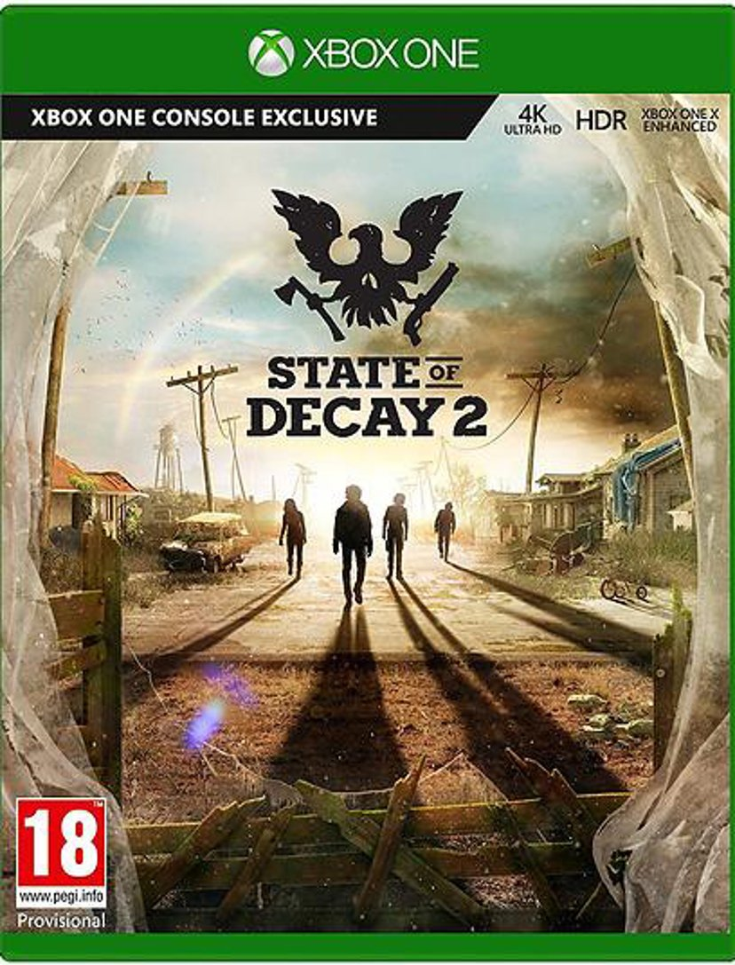 Microsoft State of Decay 2 Microsoft Xbox One