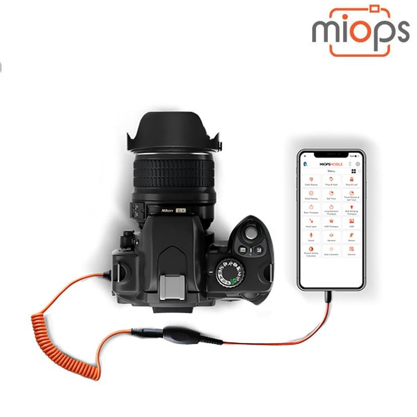 Miops Mobile Dongle Kit Nikon MC-DC2