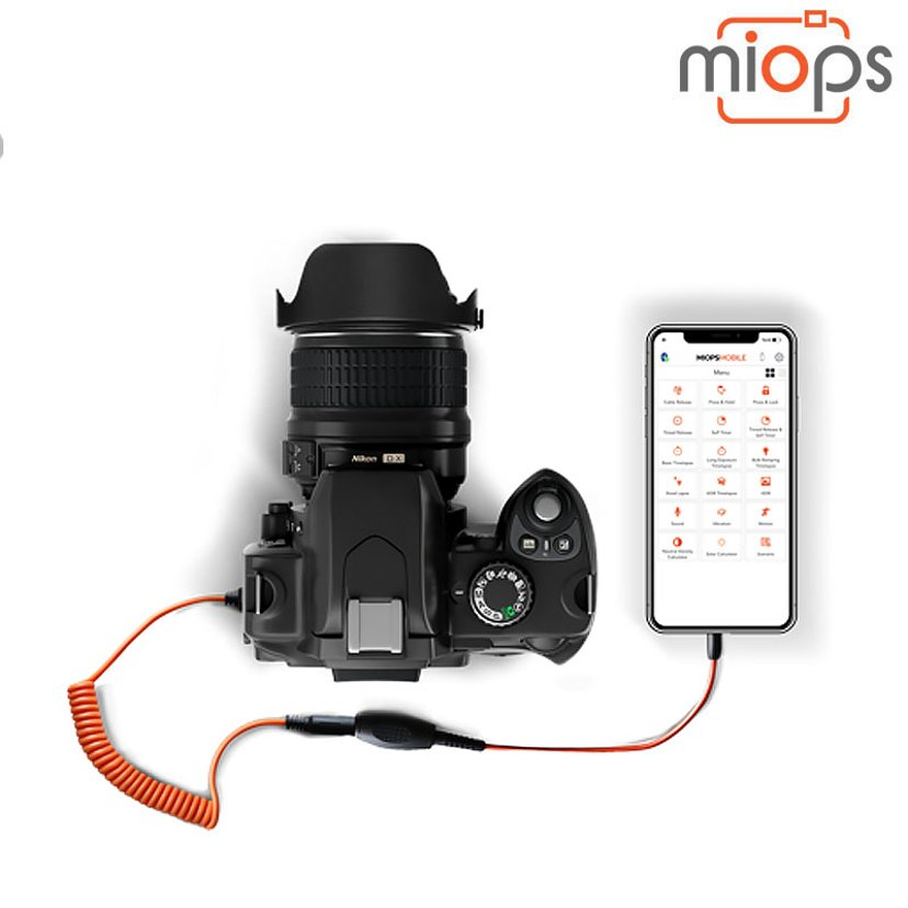 Miops Mobile Dongle Kit Sony New Serie