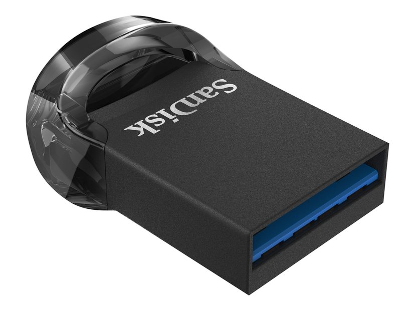 SanDisk Ultra Fit 64GB USB 3.1 128-bit AES