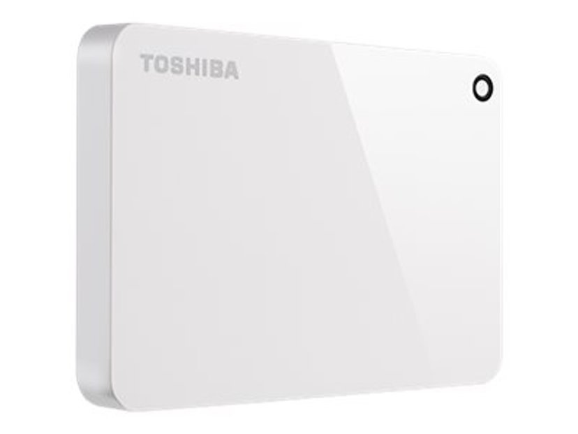 Toshiba Canvio Advance 2TB Vit