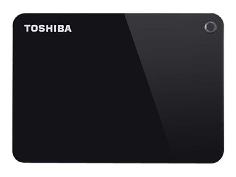 Toshiba Canvio Advance 1TB Sort