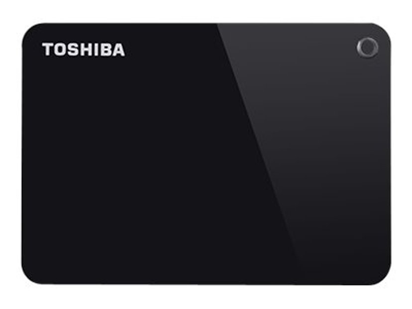 Toshiba Canvio Advance 1TB Svart