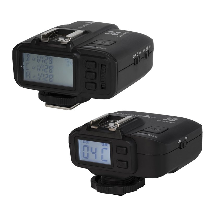 Quadralite Navigator X Kit Canon