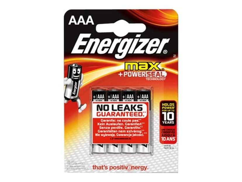 Energizer Max E92