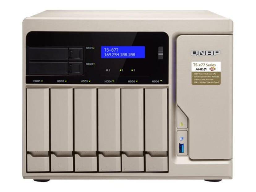 QNAP TS-877 0TB NAS-server