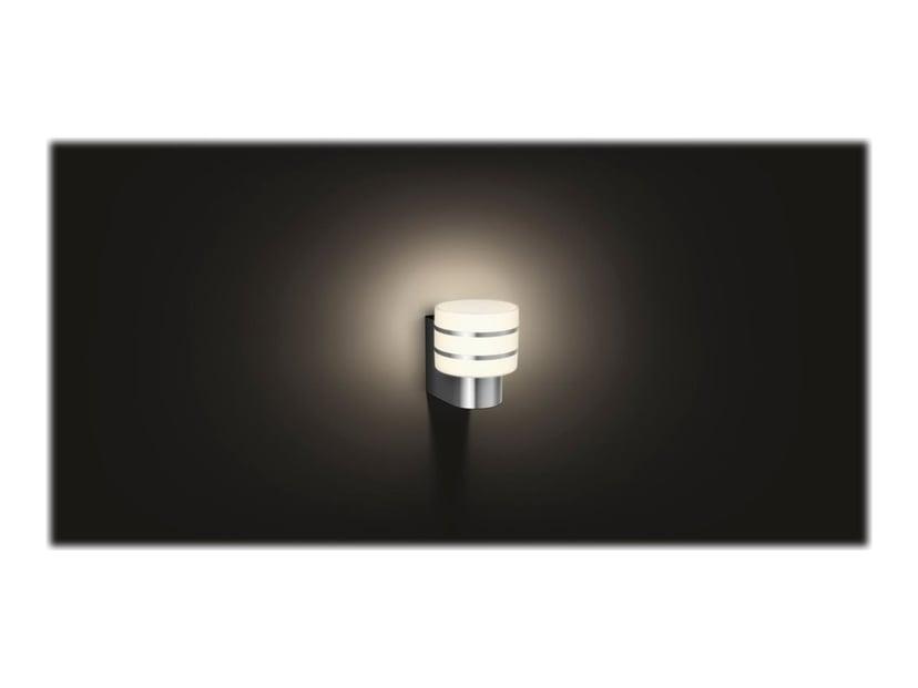 Philips Hue Tuar Utomhus Vägglampa White Ambiance