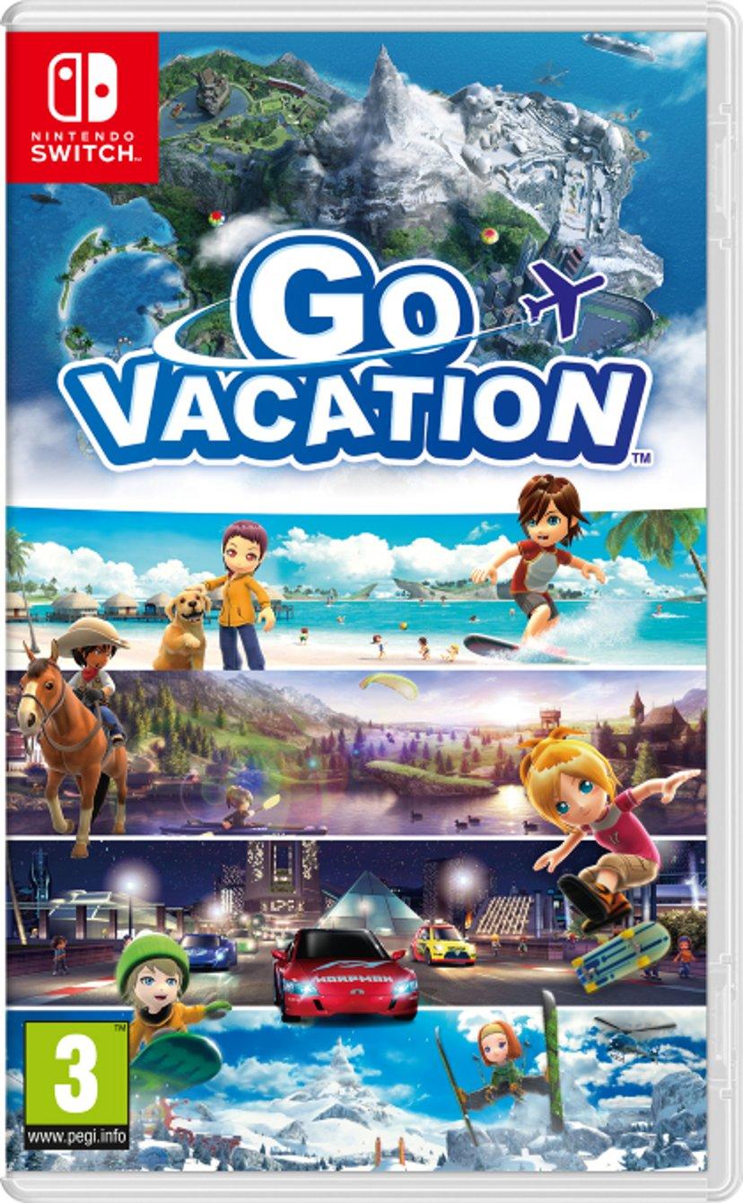 Nintendo GO Vacation Nintendo Switch
