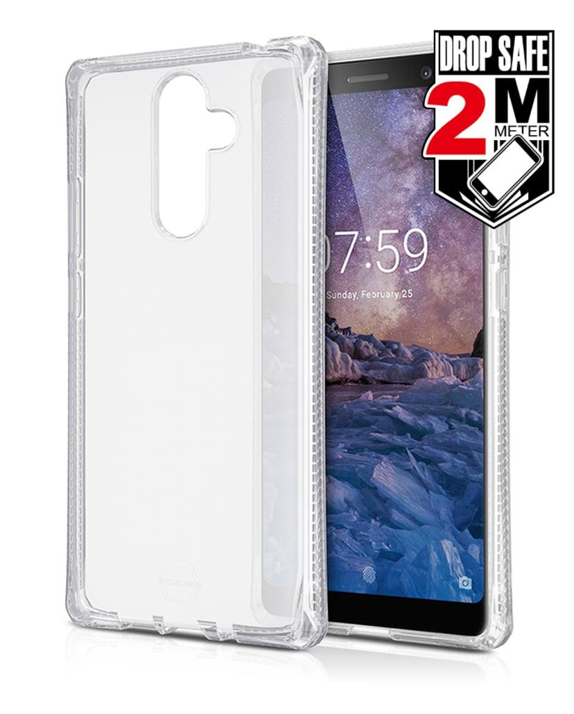 Cirafon Spectrum Drop Safe Nokia 7 Plus Transparant