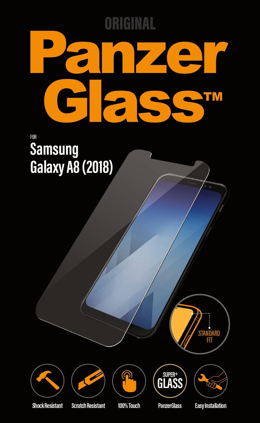 Panzerglass Original Samsung Galaxy A8 (2018)