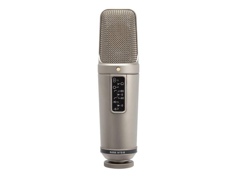 Røde NT2-A Studio Kit Silver