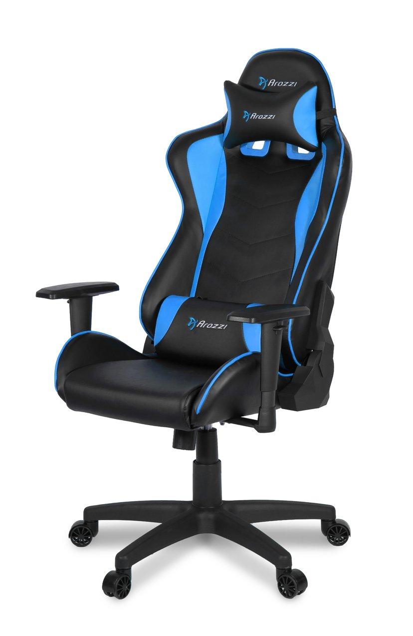 Arozzi Mezzo V2 Gaming Stol - Blå