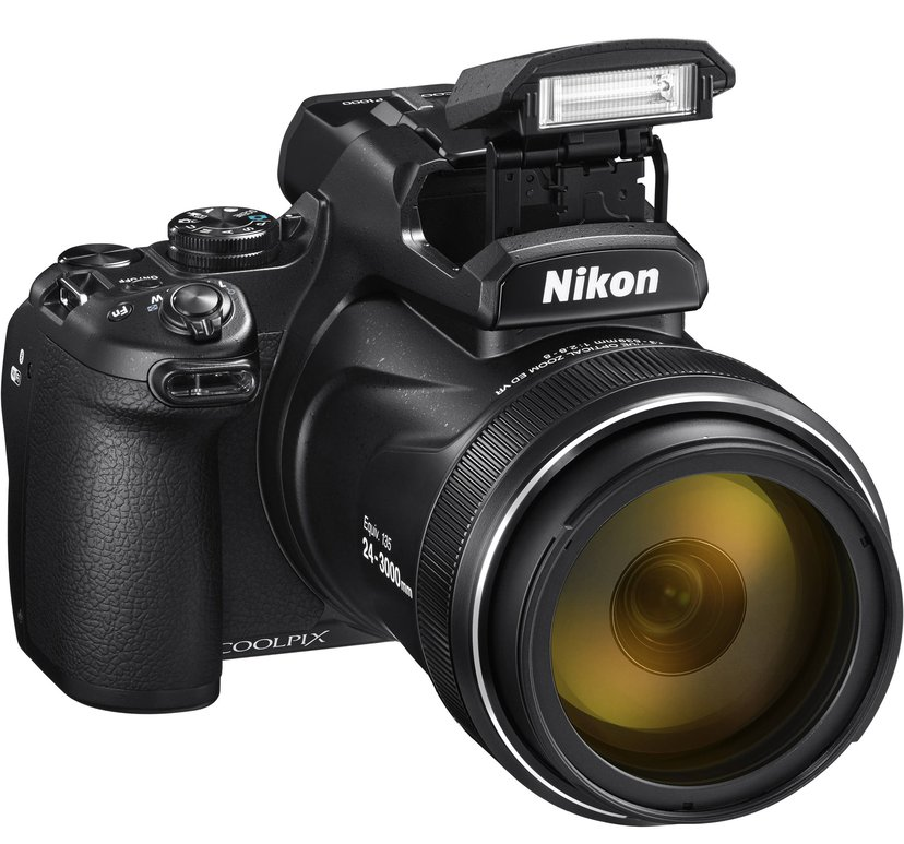 Nikon P1000 125X Zoom