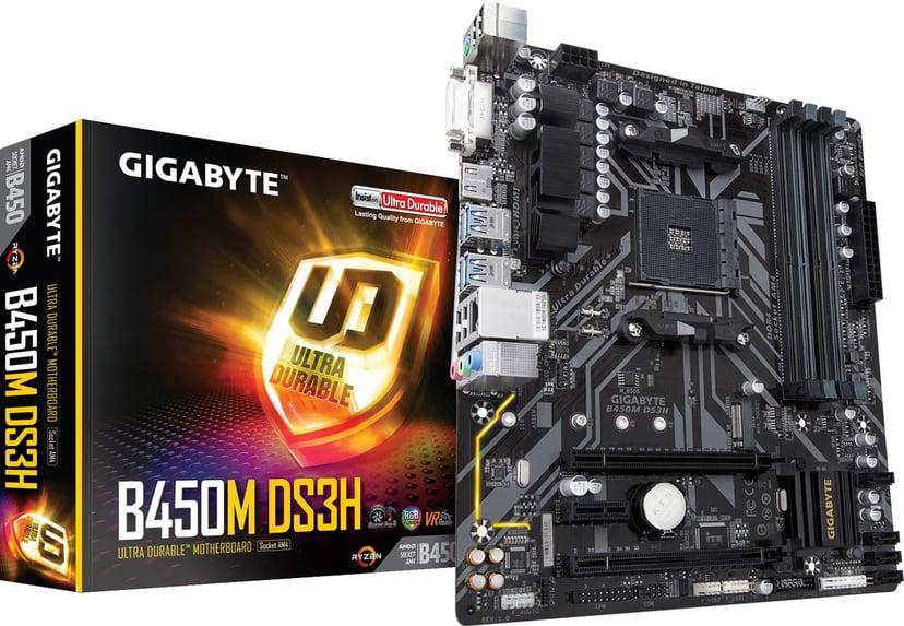 Gigabyte B450M DS3H Micro ATX
