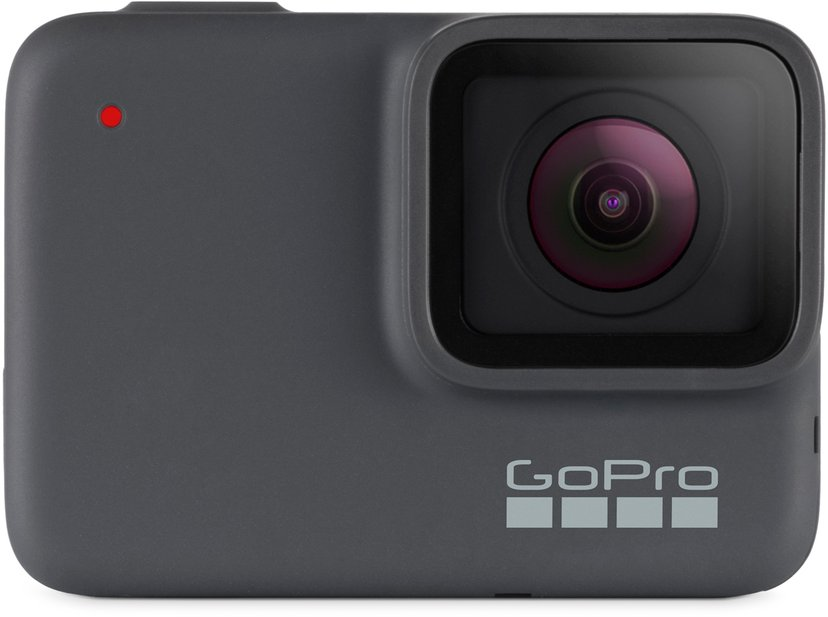 GoPro Hero7 Silver Mørkegrå