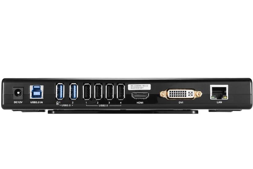 Prokord Workplace Dockingstation Portreplikator USB 3.0