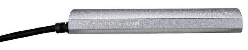 Prokord USB-C To Hub 4-Port 3.0 USB Hub