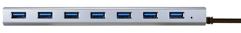 Prokord USB 3.0 To Hub 7-Port USB A Powered USB Hub