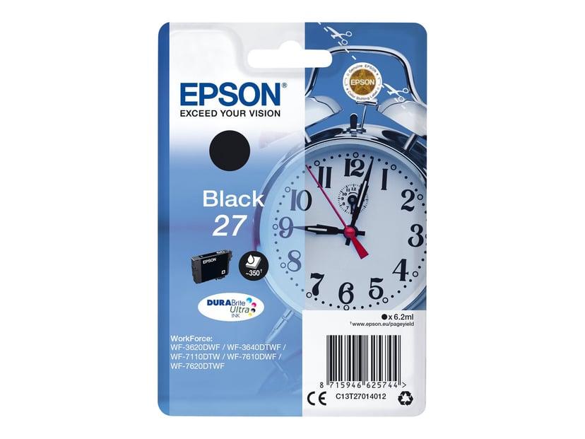 Epson Blekk Svart 27