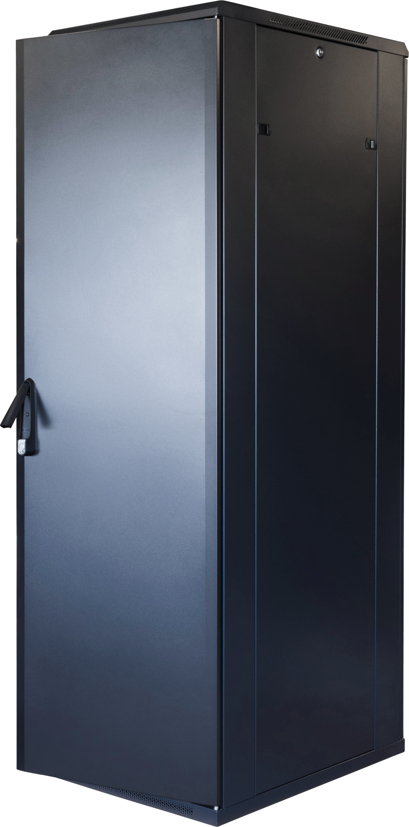 "Toten G6 19"" Rackskåp 42U 600x800 Glas/Metalldörr"