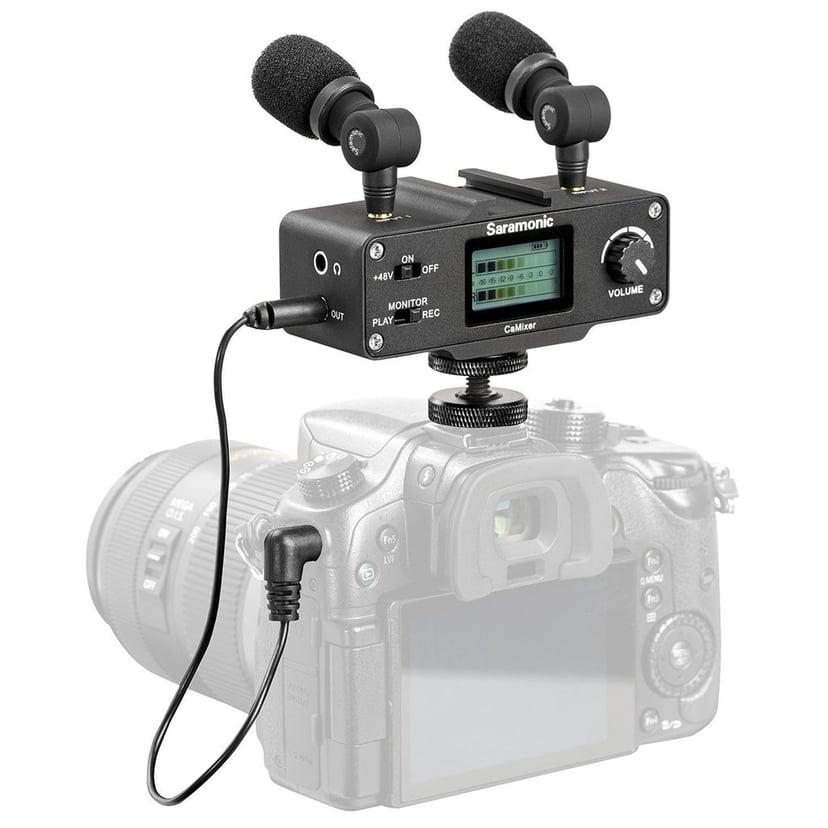 Saramonic Mixer For Dslr/Camcorders Camixer