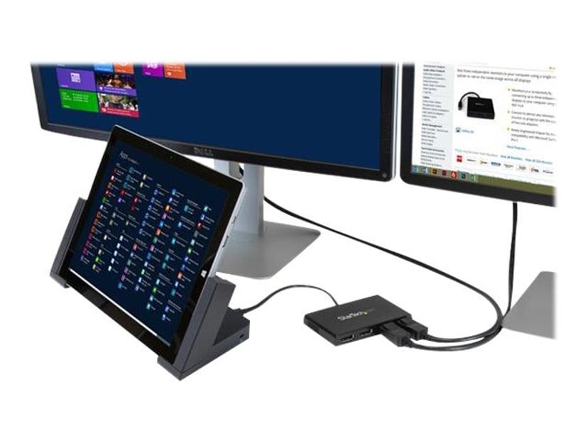 Startech DisplayPort to DP Multi Monitor Splitter
