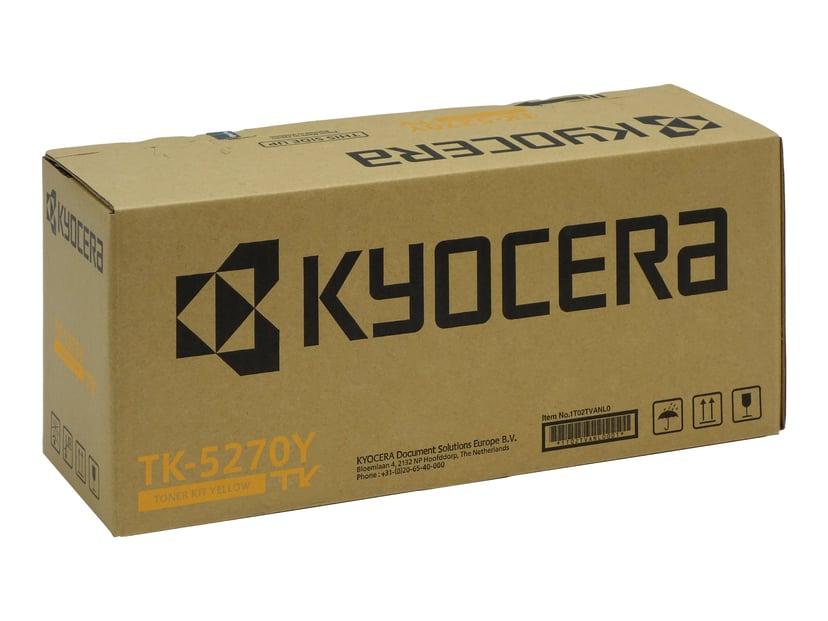 Kyocera Tk-5270Y Toner-Kit Yellow