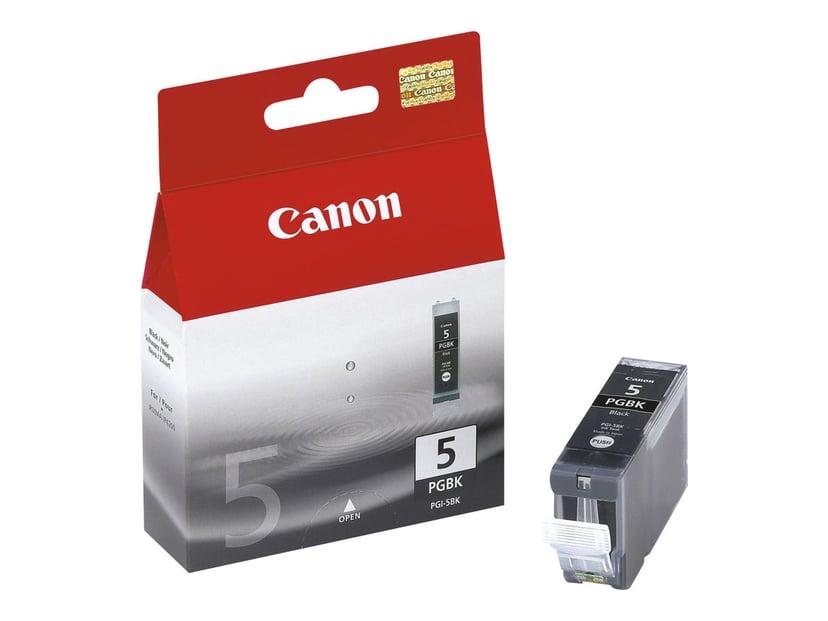 Canon Blæk Sort PGI-5BK IP5200