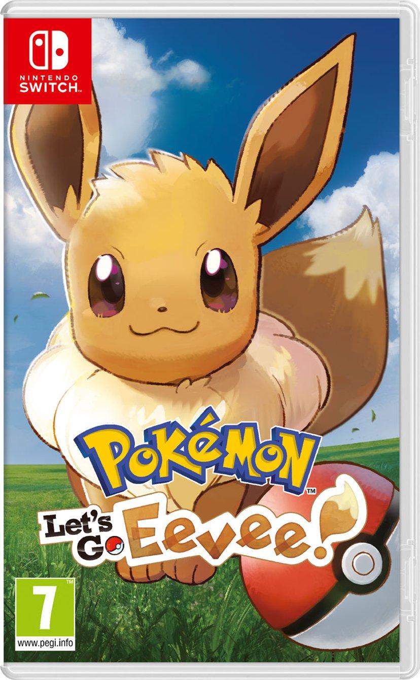 Nintendo Pokémon Let's Go, Eevee! Nintendo Switch