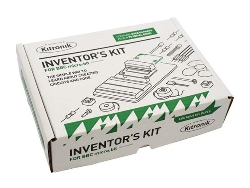 Kitronik Uppfinnar Kit För BBC Micro:bit Med 10 Experiment