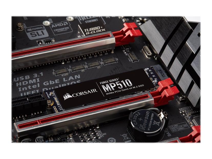Corsair Force MP510 1920GB PCI Express 3.0 x4 (NVMe) M.2 2280