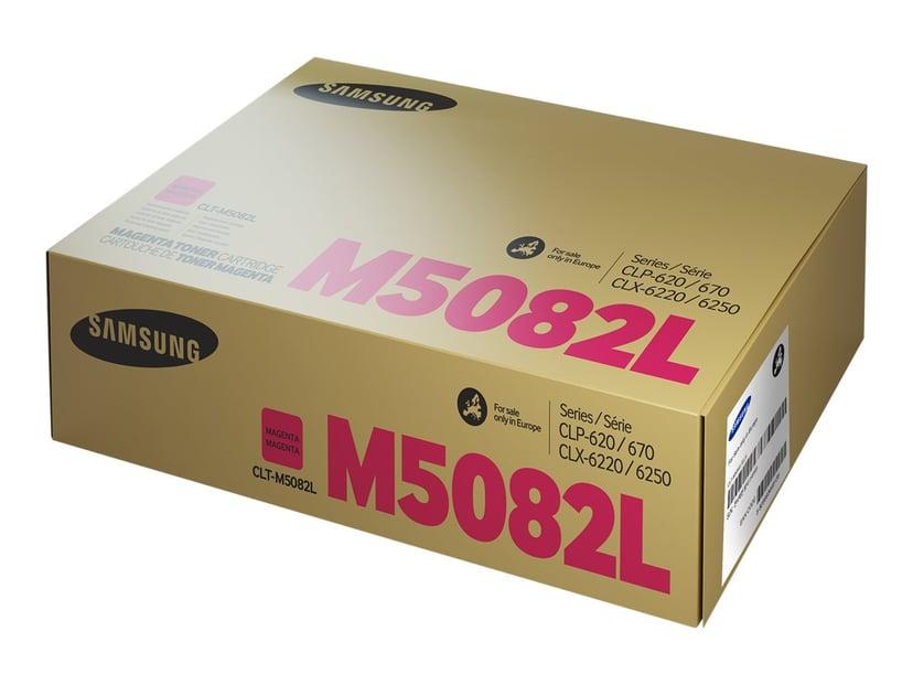 HP Samsung Toner Magenta CLT-M5082l 4K - CLX-6220