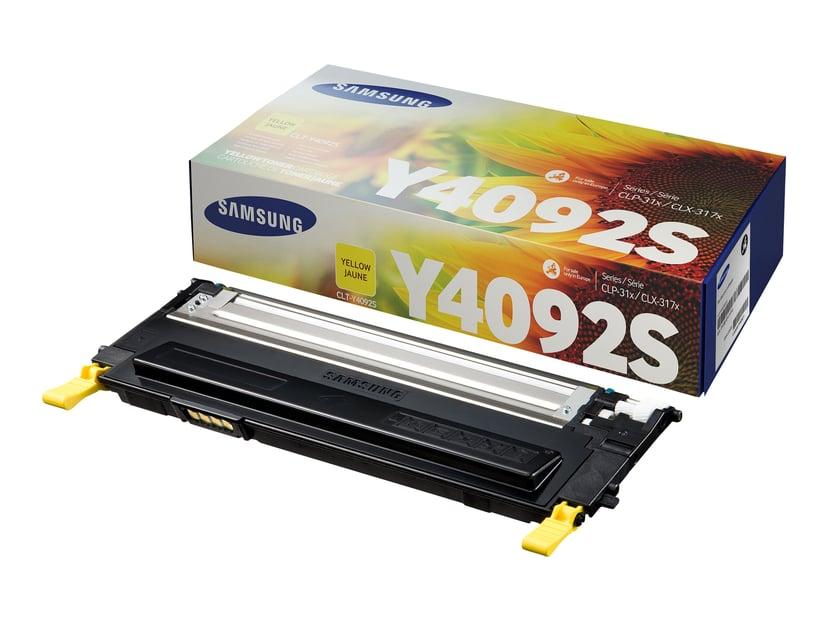 HP Samsung Toner Gul CLT-Y4092S 1K