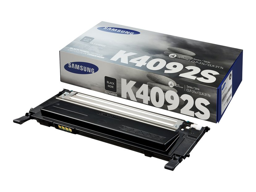 HP Samsung Toner Sort CLT-K4092S 1.5K