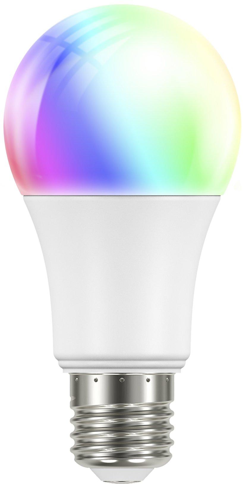 Smartline Flow Pære E27 9W Kan Dæmpes RGBW