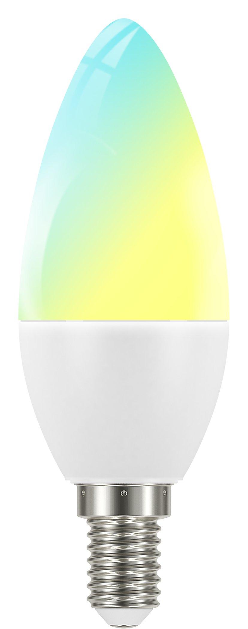 Smartline Flow Lampa E14 6W Dimbar Warm/Cool