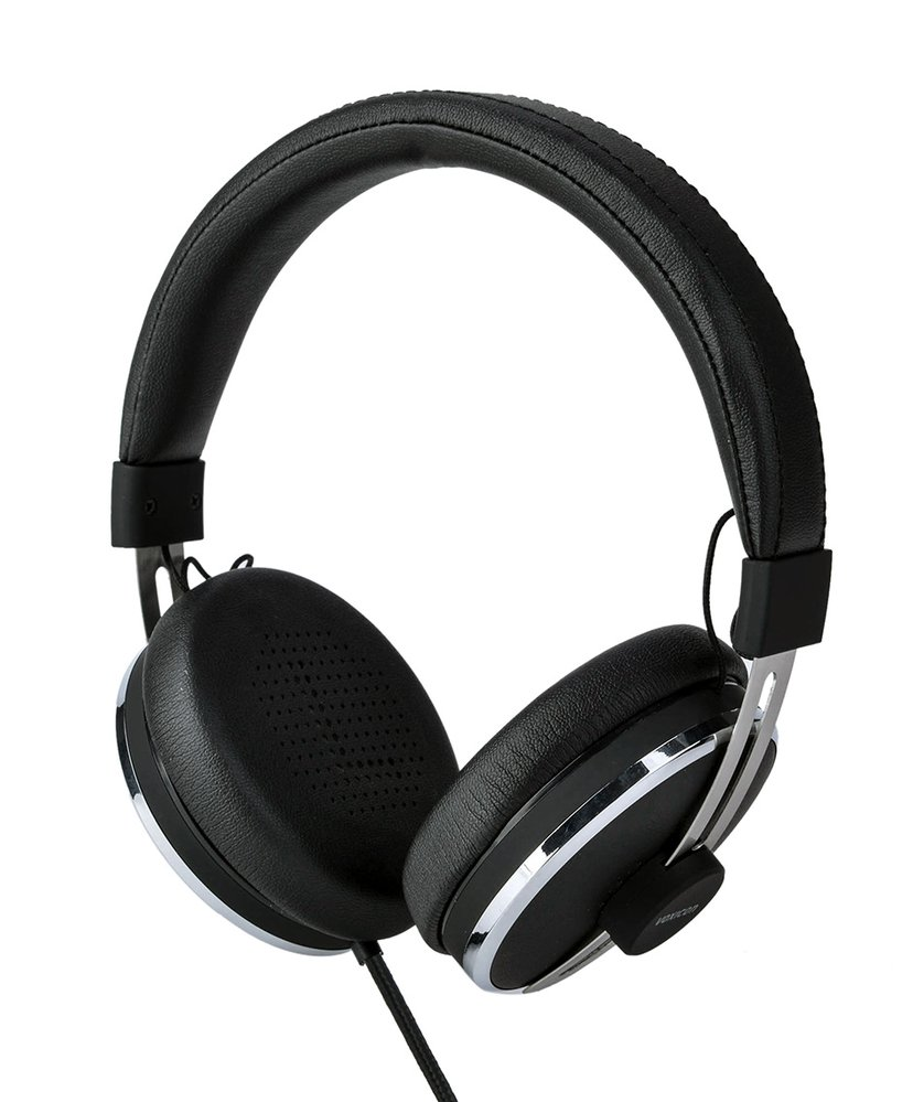 Voxicon Over-Ear Headphone 805 Svart