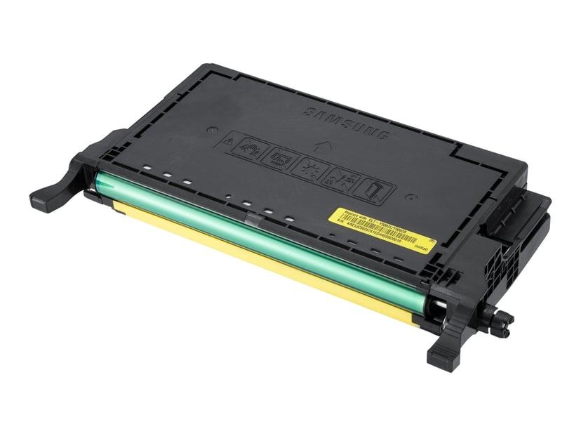 HP Samsung Toner Geel CLT-Y5082l 4K - CLX-6220
