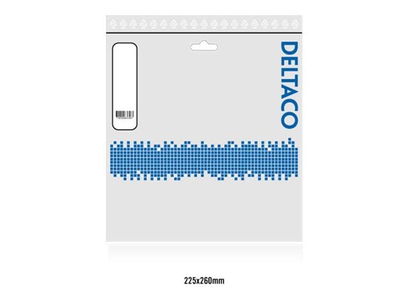 Deltaco Verkon kaapeli ST/UPC LC/UPC 5m