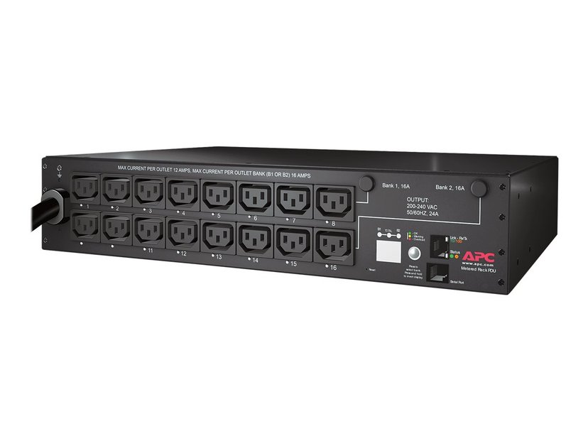 APC Switched Rack PDU AP7911B