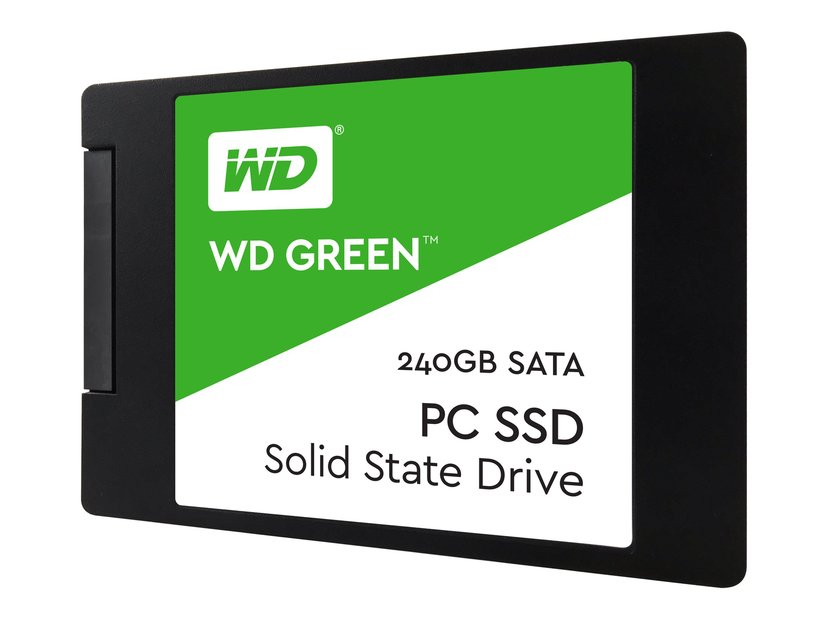 """WD Green 3D Nand 480GB 2.5"""" Serial ATA-600"""