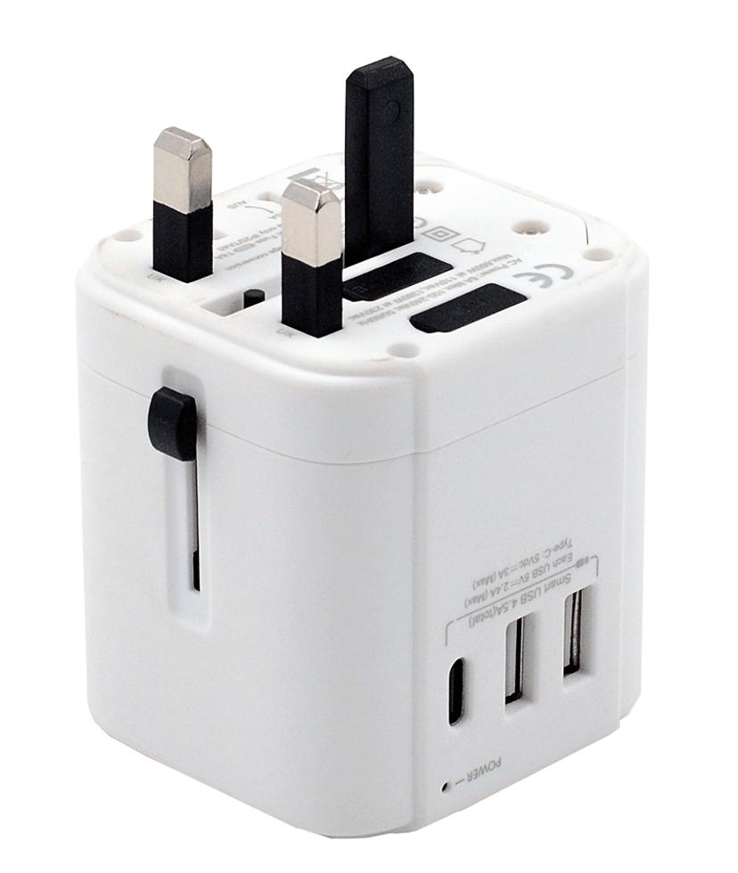 Cirafon World Adapter USB